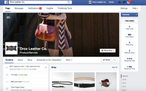 Orox Leather Co. • Facebook •