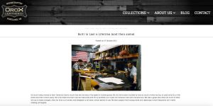 Orox Leather Co. • Blog